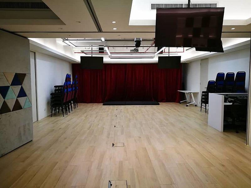 triune hall menara 2 kl eco city kuala lumpur small corporate function venue