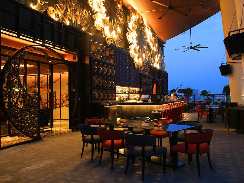 empress china bar cool rooftop bar tangerang