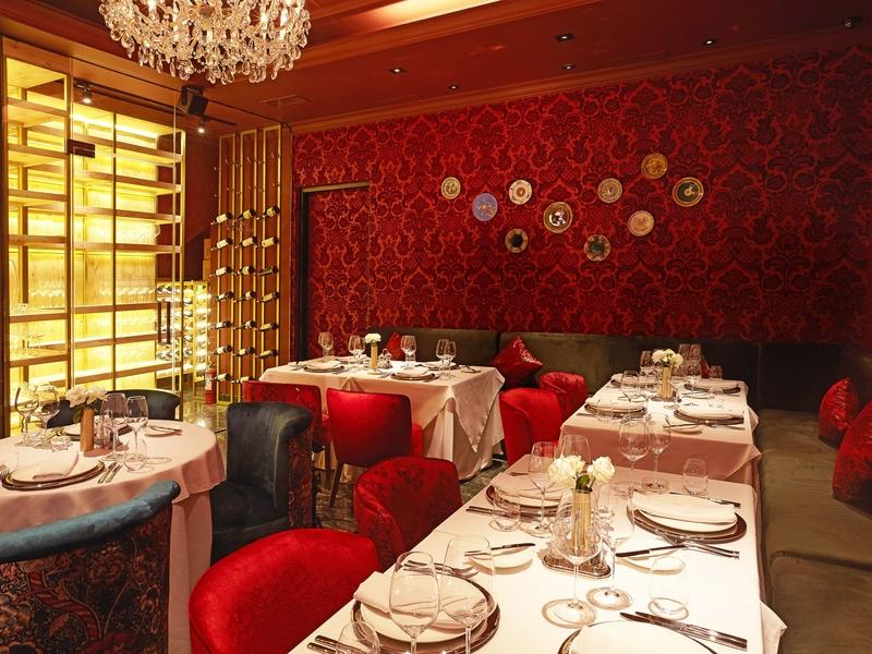 ambrosia private member club fine dining restaurant jakarta