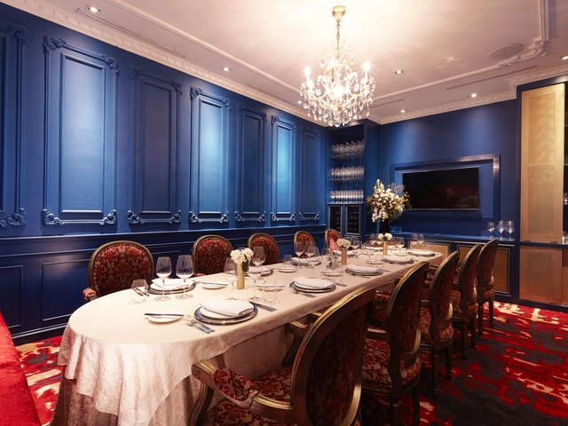 ambrosia private member club exclusive restaurant for birthday event jakarta