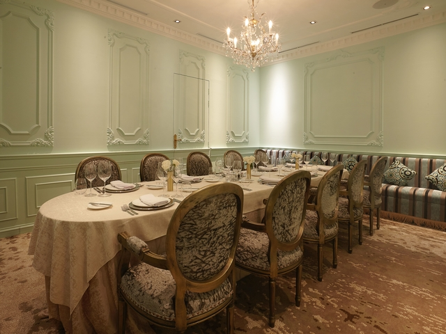 ambrosia private member club fancy restaurant for arisan jakarta