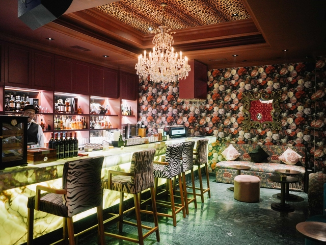 ambrosia private member club south jakarta best cocktail spot