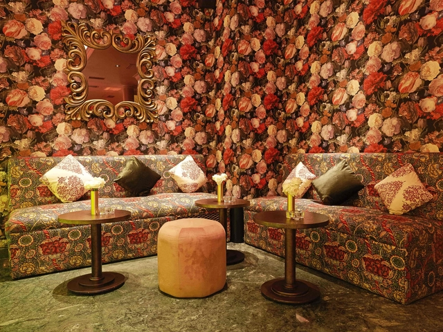 ambrosia private member club beautiful bridal shower venue jakarta