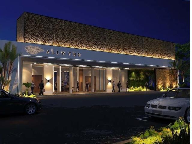 the allwynn grand ballroom venue for seminar event south jakarta