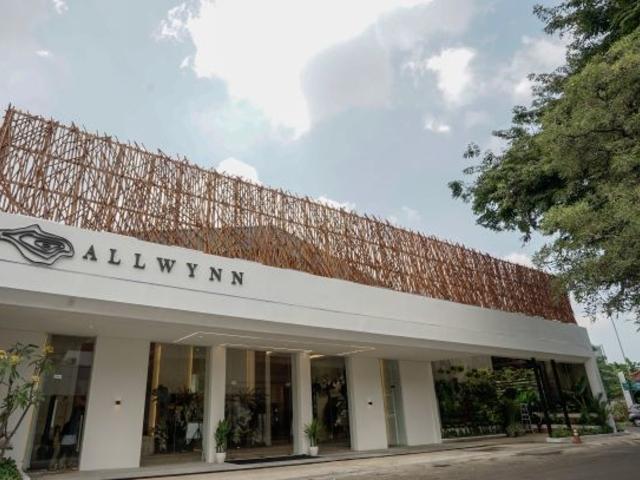 the allwynn grand ballroom tempat pernikahan baru jakarta selatan