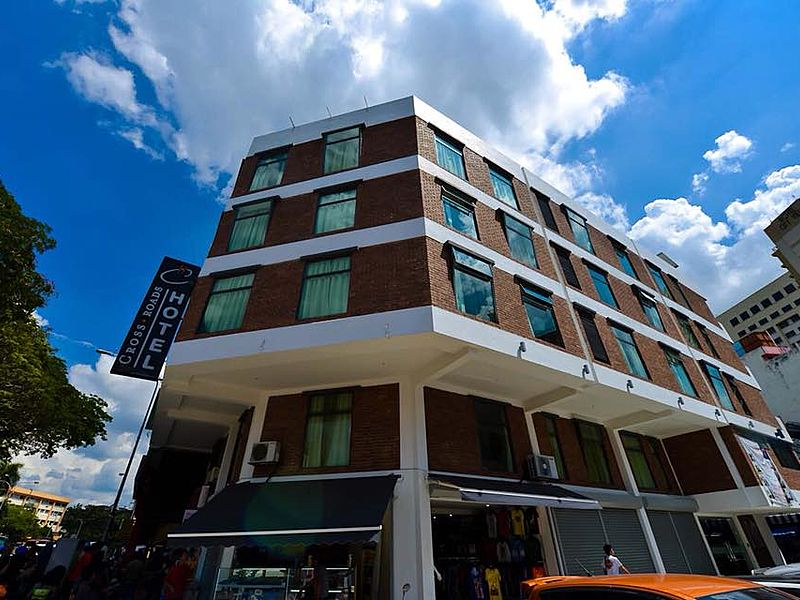 Rooftop @ Cross Roads Hotel