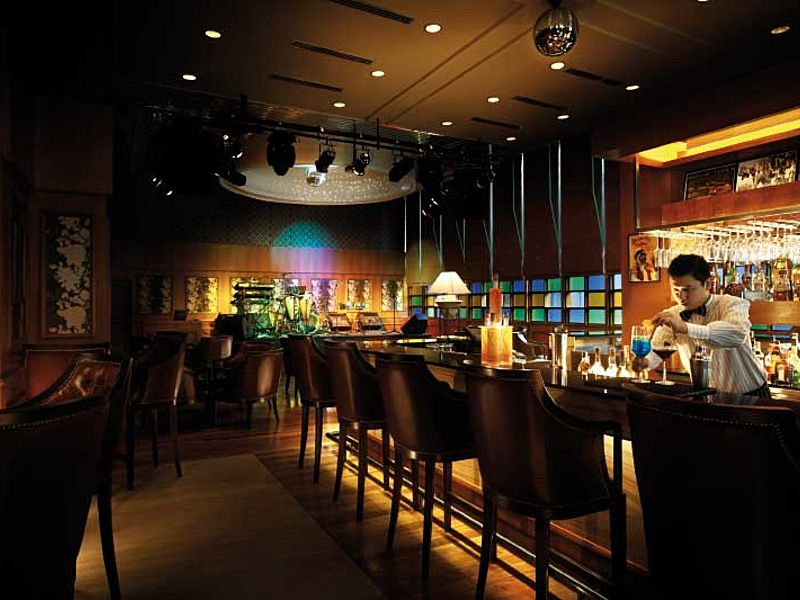 venue with open bar