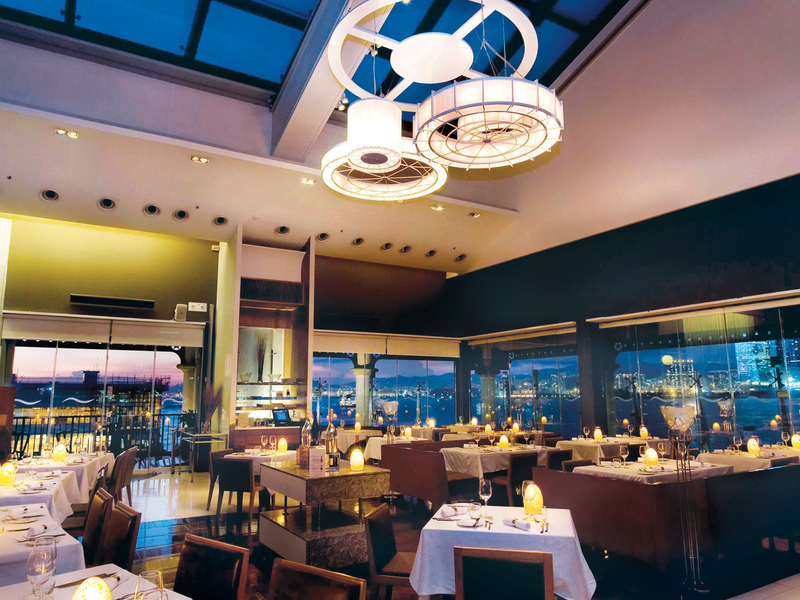restaurant perfect for corporate event
