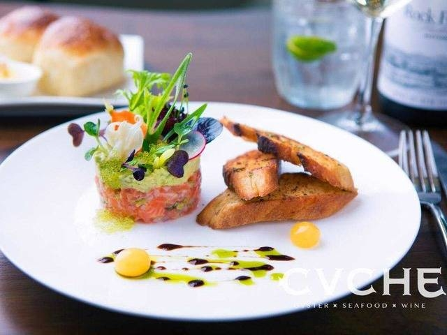 fine dining cuisine perfect for business event