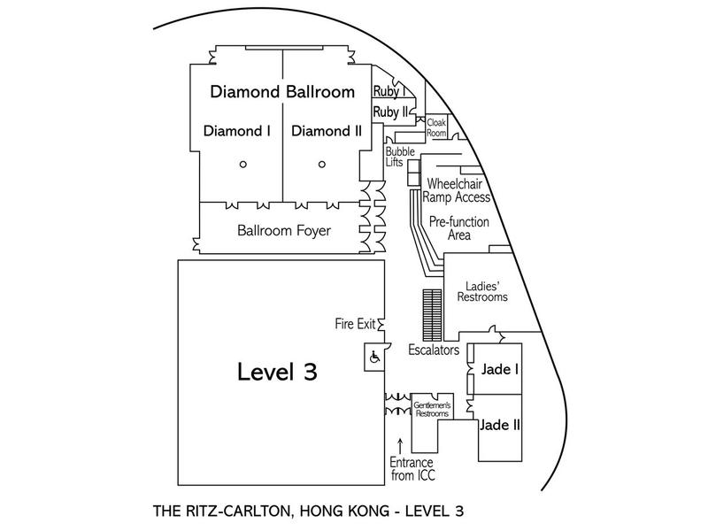 ritz carlton ballroom floor plan
