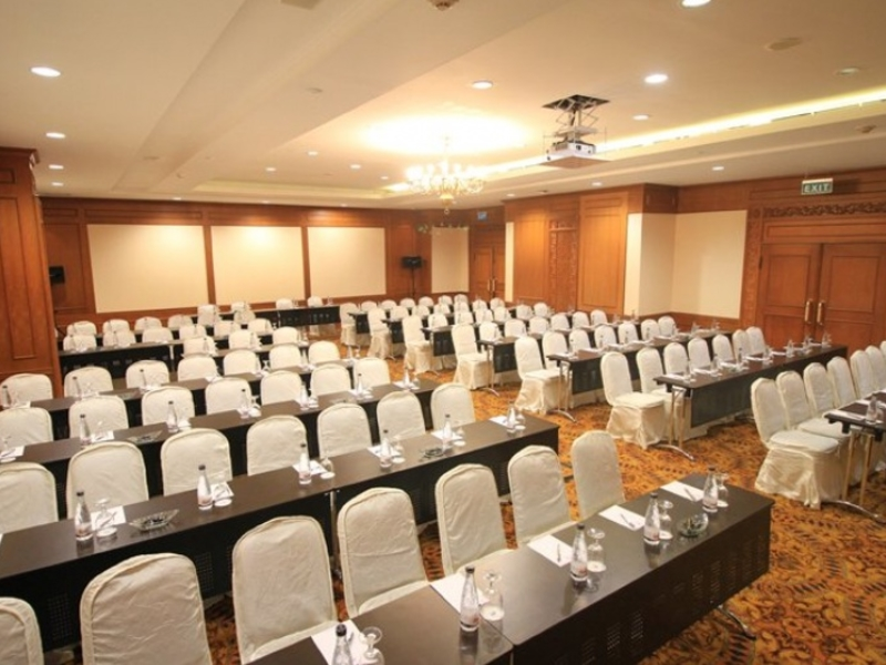 the sultan hotel residence meeting rooms press conference event venue jakarta