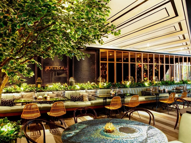 bottega ristorante venue for intimate wedding jakarta