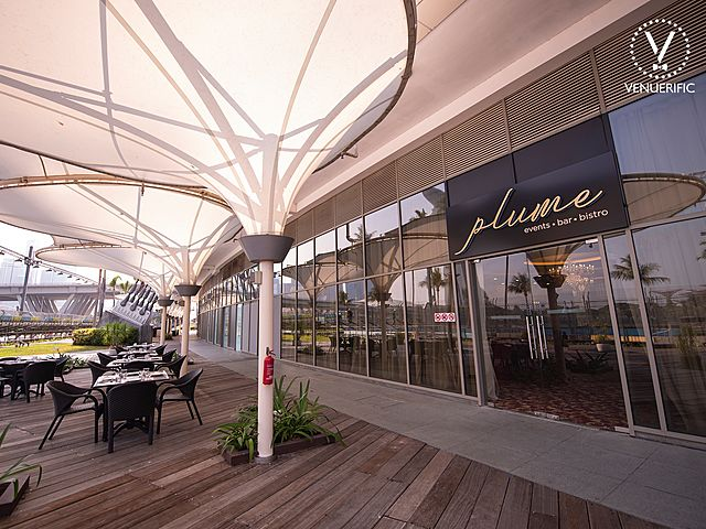 plume outdoor space