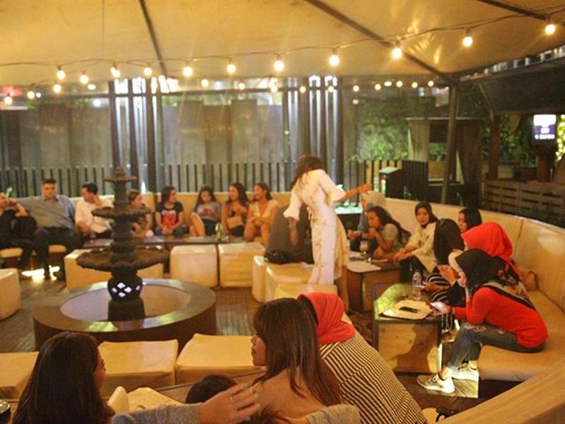 the den of kalaha best place for farewell event jakarta
