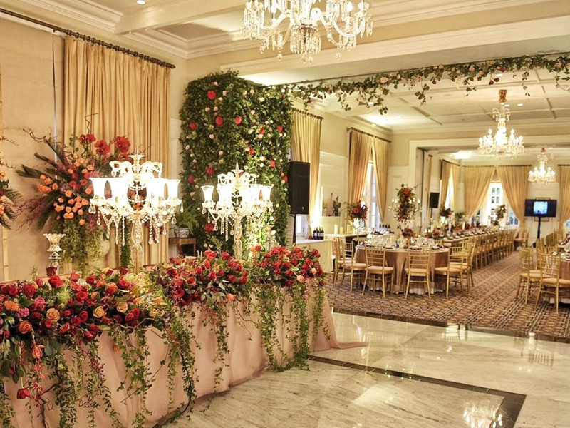 the hermitage meeting rooms ballroom corporate gathering space jakarta