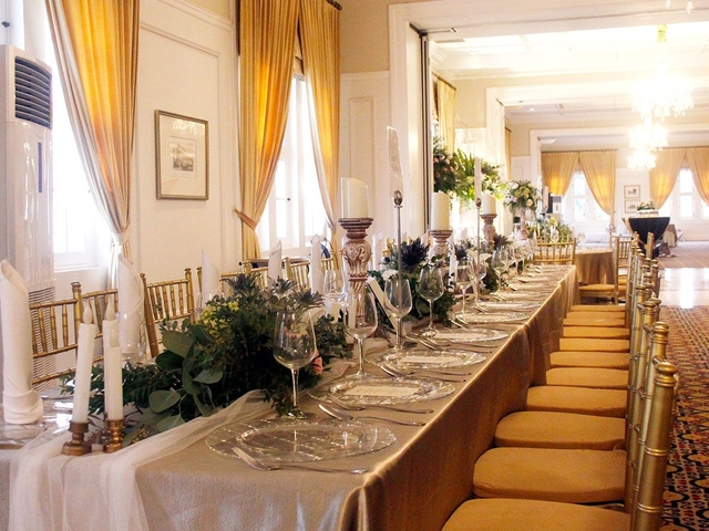the hermitage meeting rooms ballroom beautiful space for bridal party jakarta