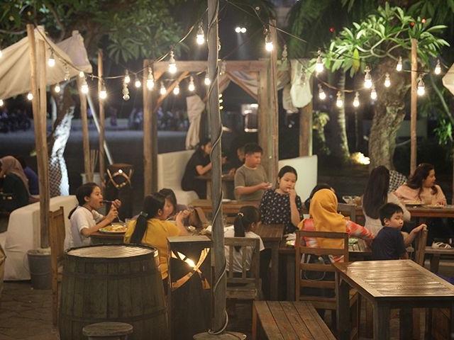 the pier by kalaha tempat gathering seru jakarta utara