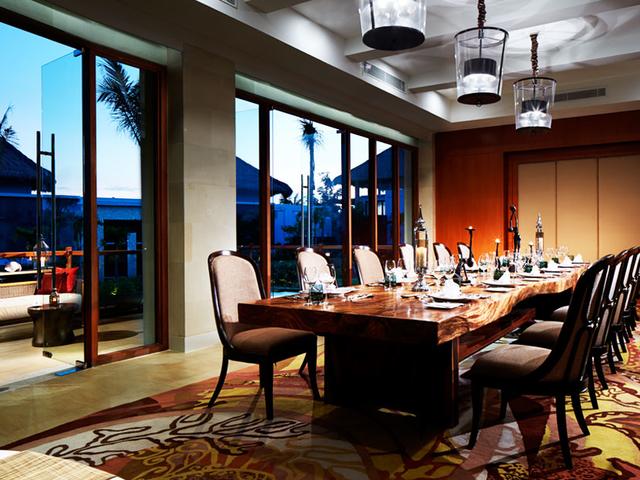 samabe bali suites villas canang main meeting room for rent bali