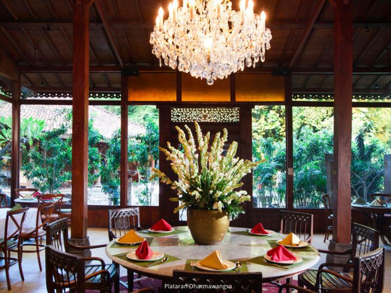 plataran dharmawangsa venue dining corporate dinner event jakarta