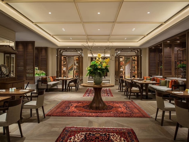 grand cafe product launch event venue jakarta