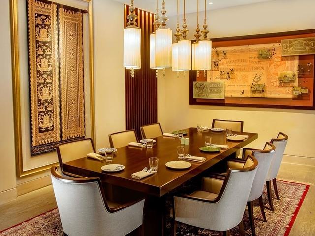 grand cafe family friendly restaurant central jakarta