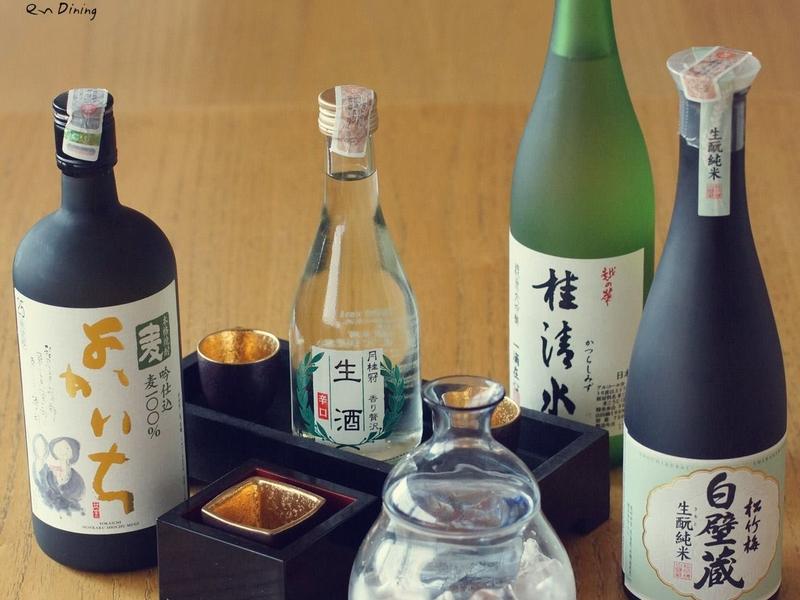 en dining senayan city unique japanese restaurant jakarta
