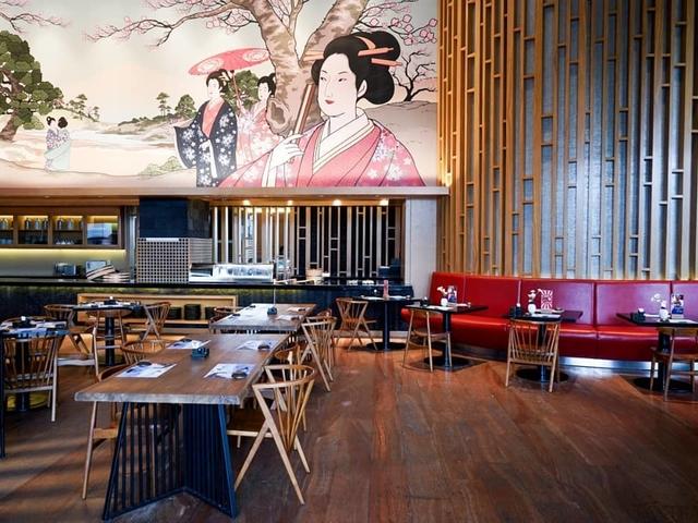 uro japanese cuisine and sake bar restoran untuk event
