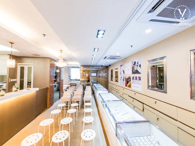 diamond gallery event space at ngee ann city