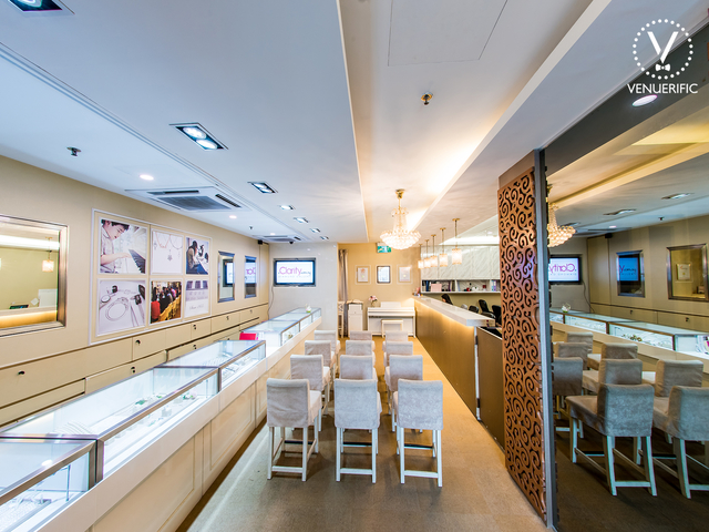 diamond gallery venue for talkshow event