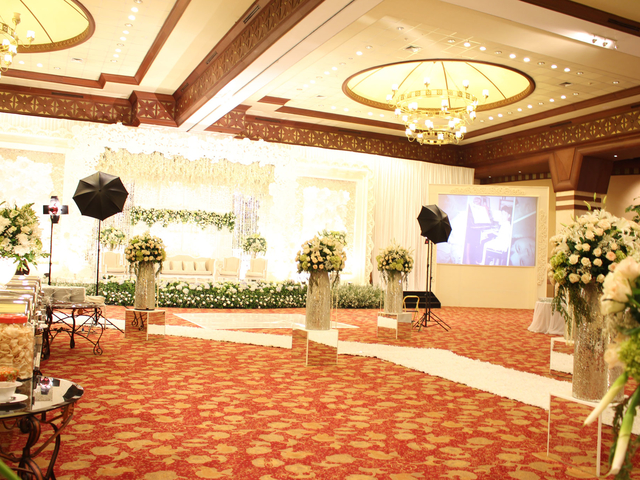 balai kartini mawar conference room wedding venue for seminar jakarta