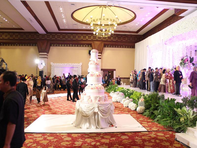 balai kartini mawar conference room wedding indoor venue jakarta