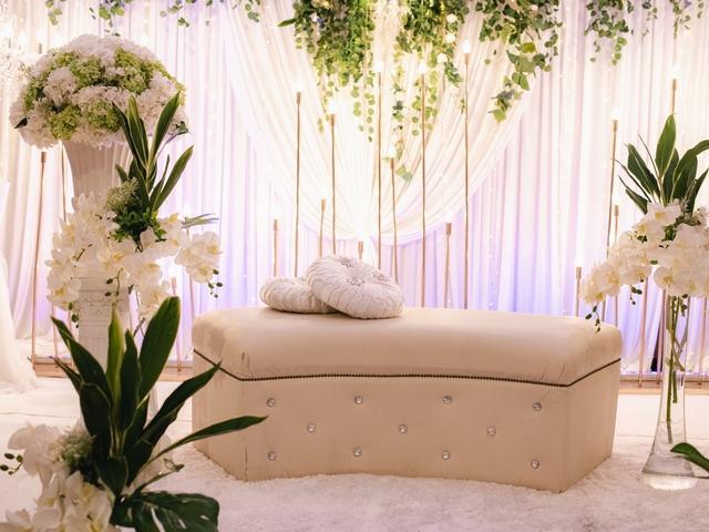 venue for malay wedding celebration