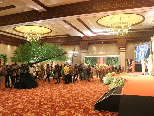 Balai kartini mawar conference room wedding sewa gedung pernikahan murah jakarta medium