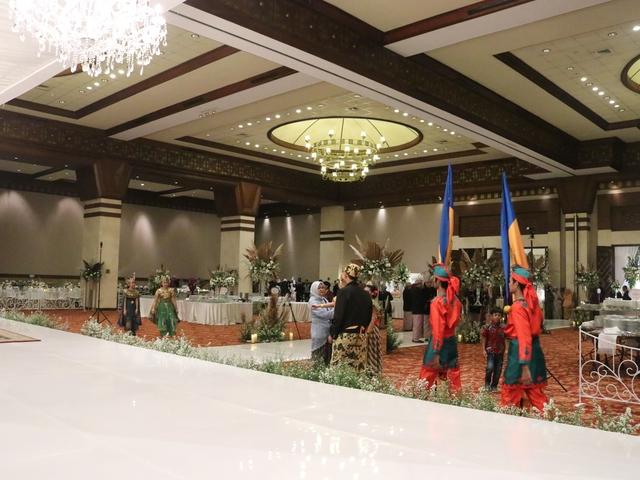balai kartini rafflesia grand ballroom wedding daftar harga sewa ballroom jakarta