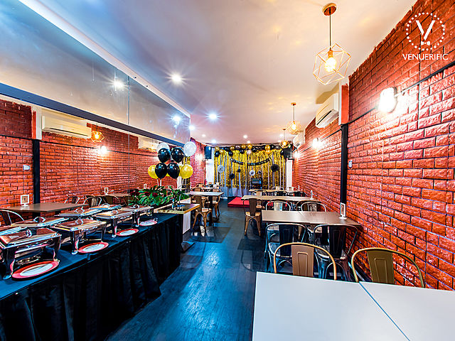 event space by grill ninety nine located at second floor