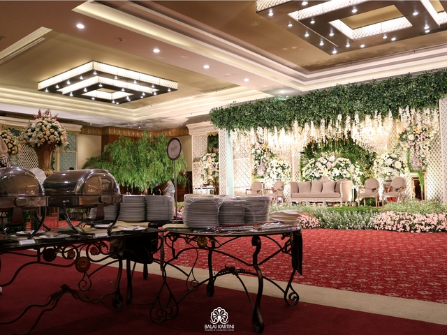 balai kartini mawar conference room wedding corporate event space jakarta