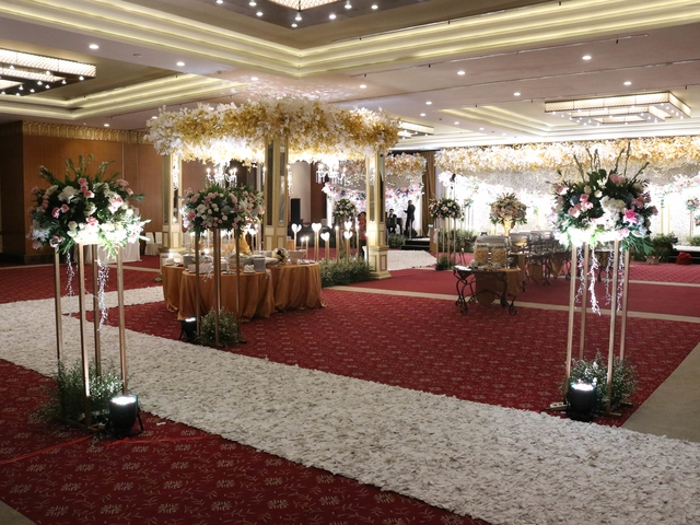 balai kartini mawar conference room wedding package murah jakarta