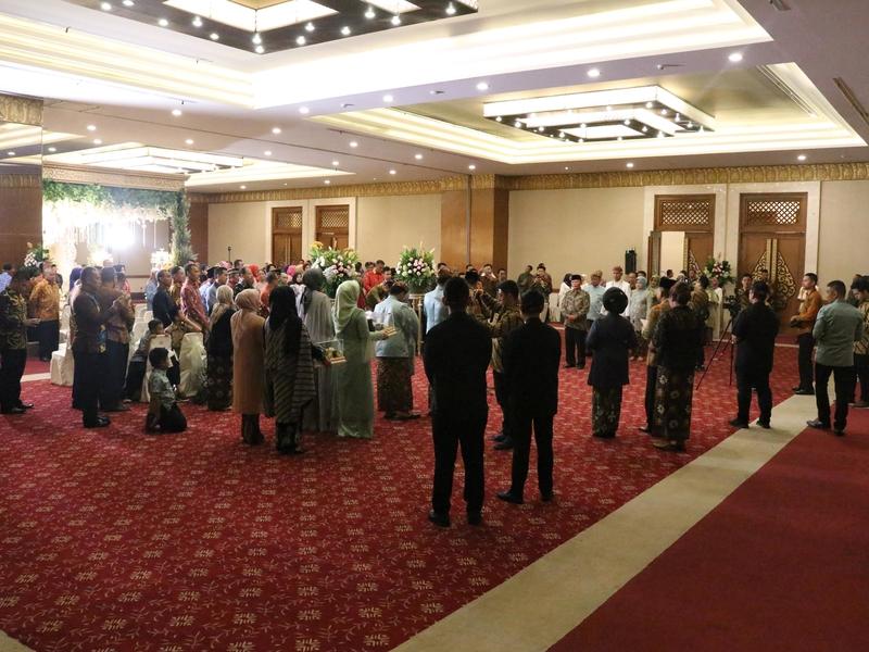 balai kartini mawar conference room wedding affordable ballroom jakarta