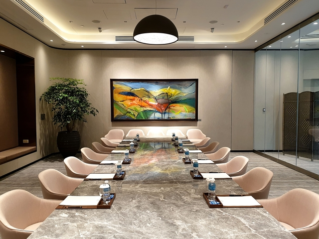 private rooms with elegant design for up tp 100 pax
