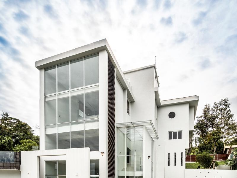 private villa by changkat duta luxury villa