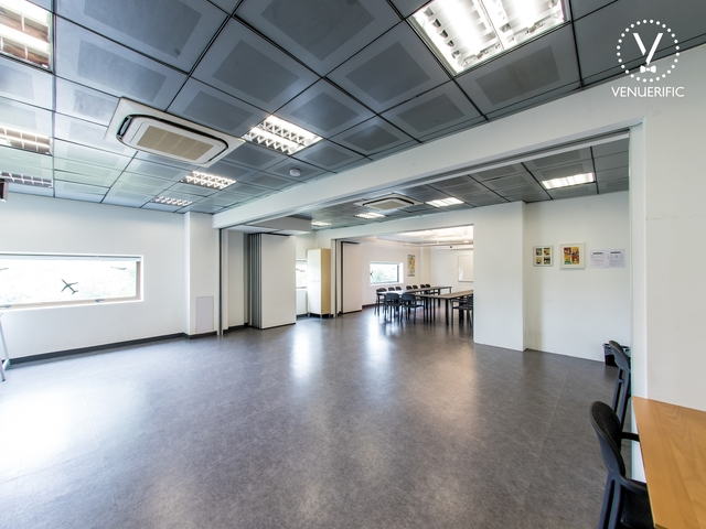 multifunctional event venue perfect for corporate function