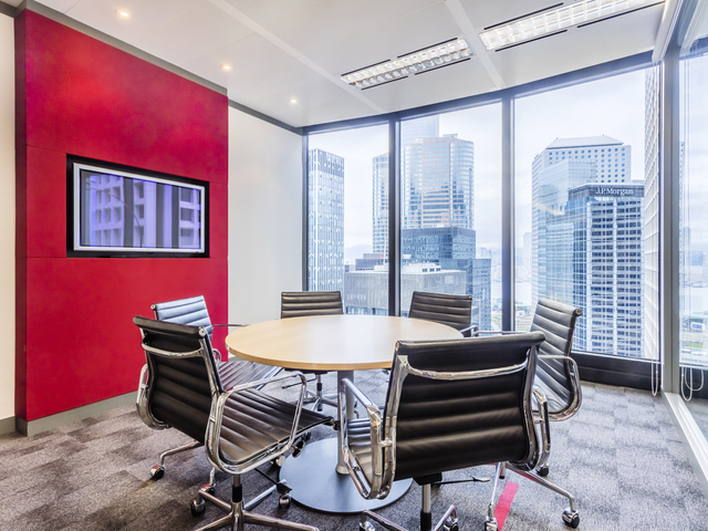 Bridges Executive Centre | Grand Harbour View Meeting Room