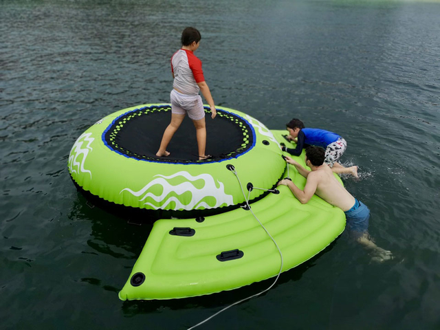 kids birthday outdoor venue in singapore with water sport activity