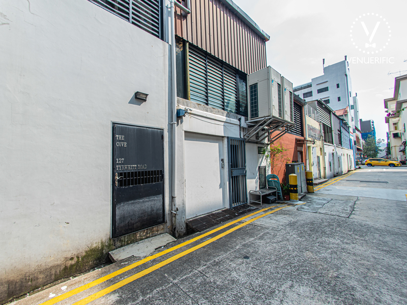 cosy shophouse look of the cove singapore