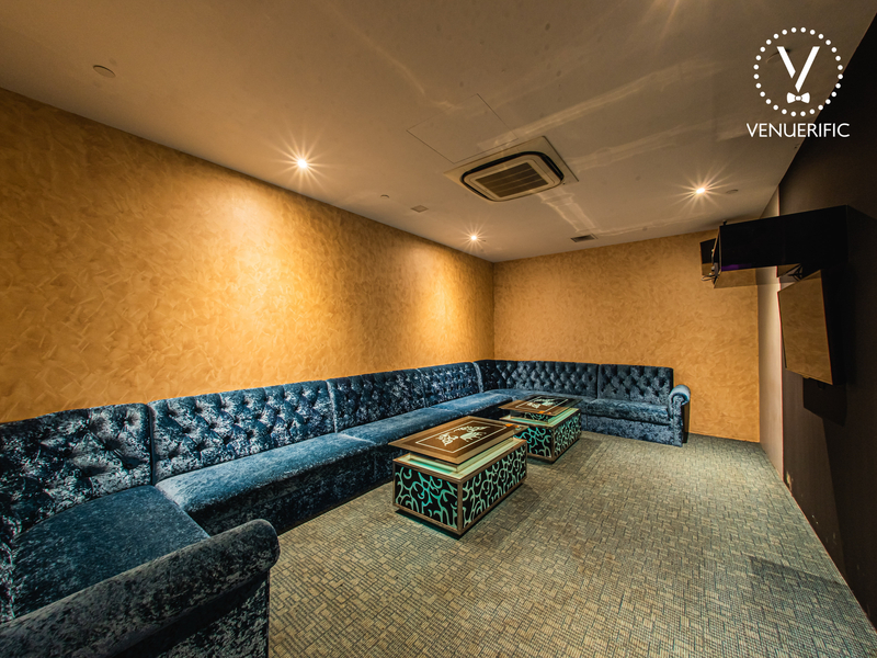 small team bonding event space in singapore with karaoke room