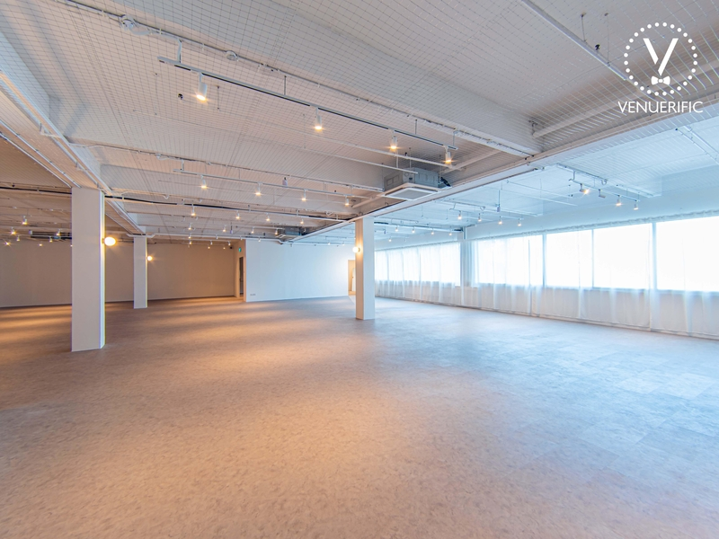 multifunctional event space for corporate events