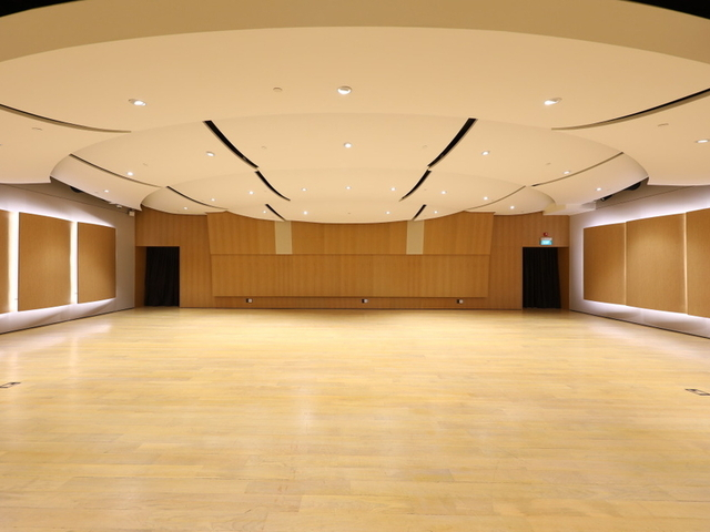 recital studio suitable for large type of events