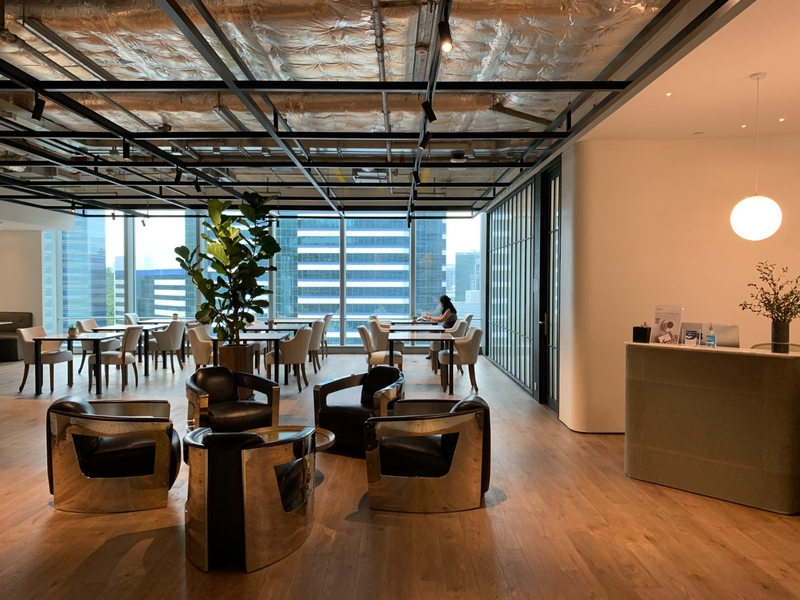 The Executive Centre - Meeting room - One Island East