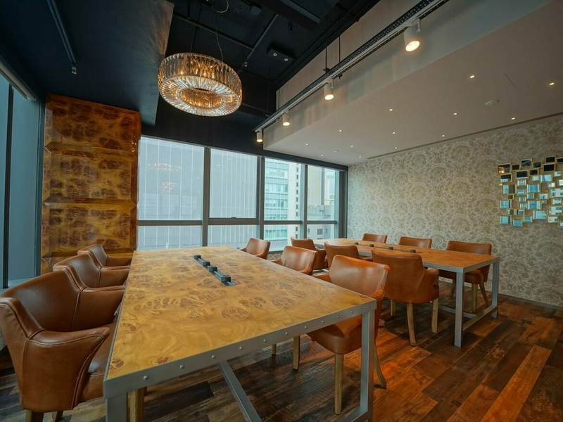 The Executive Centre - Meeting Room - Prosperity Tower