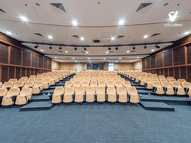 Ntu one north event space large conference room singapore venuerific medium
